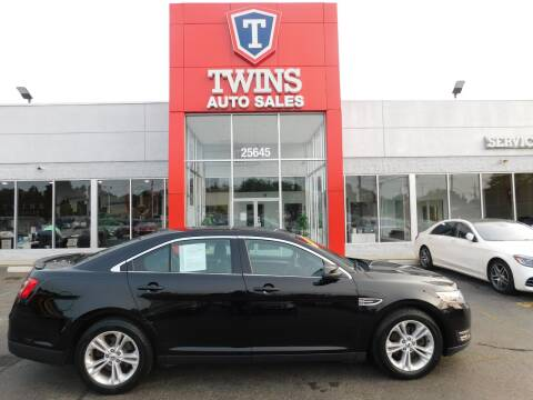 2016 Ford Taurus for sale at Twins Auto Sales Inc Redford 1 in Redford MI