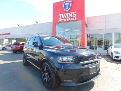 2020 Dodge Durango for sale at Twins Auto Sales Inc Redford 1 in Redford MI