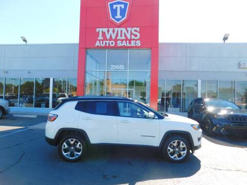 2018 Jeep Compass for sale at Twins Auto Sales Inc Redford 1 in Redford MI
