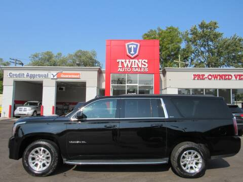 2017 GMC Yukon XL for sale at Twins Auto Sales Inc - Detroit in Detroit MI