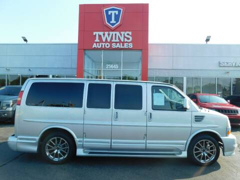 2012 GMC Savana Cargo for sale at Twins Auto Sales Inc Redford 1 in Redford MI