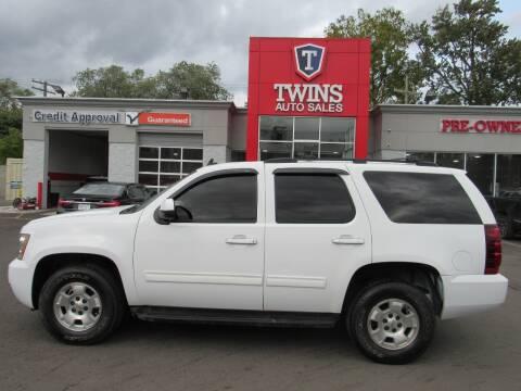 2012 Chevrolet Tahoe for sale at Twins Auto Sales Inc - Detroit in Detroit MI