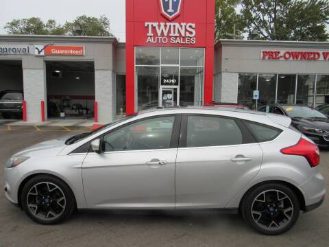 2012 Ford Focus for sale at Twins Auto Sales Inc - Detroit in Detroit MI