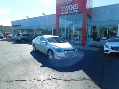 2020 Chevrolet Malibu for sale at Twins Auto Sales Inc Redford 1 in Redford MI