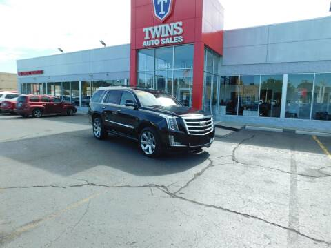 2017 Cadillac Escalade for sale at Twins Auto Sales Inc Redford 1 in Redford MI