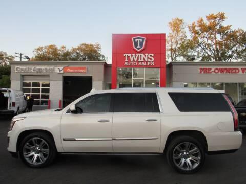 2015 Cadillac Escalade ESV for sale at Twins Auto Sales Inc - Detroit in Detroit MI