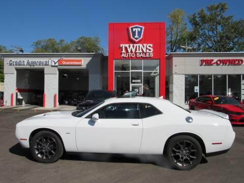 2018 Dodge Challenger for sale at Twins Auto Sales Inc - Detroit in Detroit MI