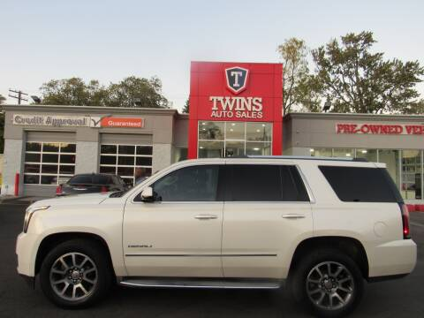 2015 GMC Yukon for sale at Twins Auto Sales Inc - Detroit in Detroit MI