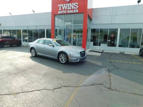 2016 Chrysler 300 for sale at Twins Auto Sales Inc Redford 1 in Redford MI