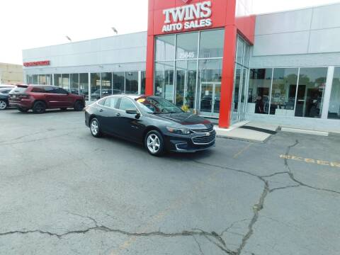 2017 Chevrolet Malibu for sale at Twins Auto Sales Inc Redford 1 in Redford MI