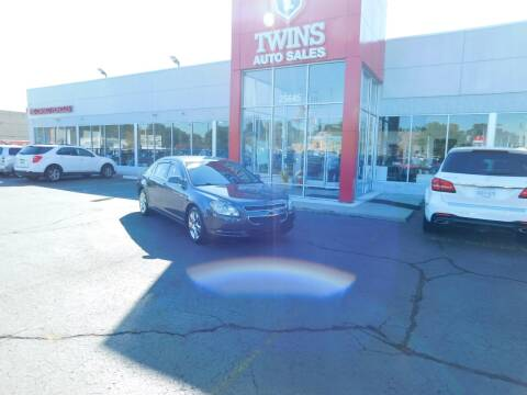 2010 Chevrolet Malibu for sale at Twins Auto Sales Inc Redford 1 in Redford MI