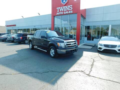 2013 Ford F-150 for sale at Twins Auto Sales Inc Redford 1 in Redford MI