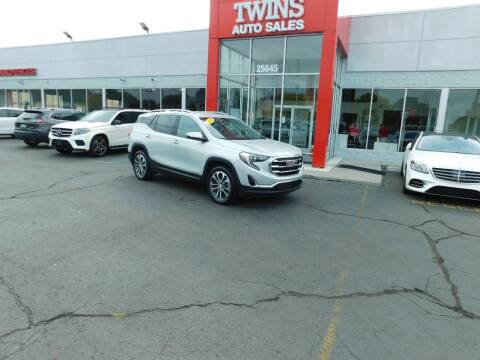 2020 GMC Terrain for sale at Twins Auto Sales Inc Redford 1 in Redford MI