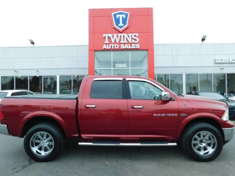 2012 RAM Ram Pickup 1500 for sale at Twins Auto Sales Inc Redford 1 in Redford MI