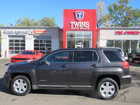 2016 GMC Terrain for sale at Twins Auto Sales Inc - Detroit in Detroit MI