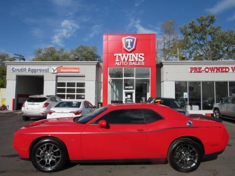 2017 Dodge Challenger for sale at Twins Auto Sales Inc - Detroit in Detroit MI