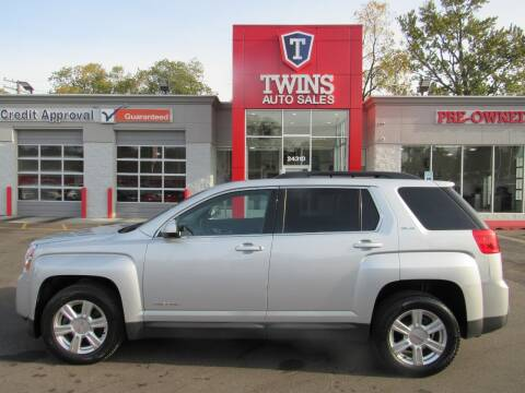 2015 GMC Terrain for sale at Twins Auto Sales Inc - Detroit in Detroit MI