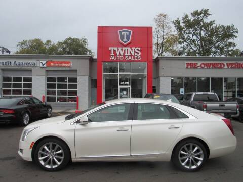 2014 Cadillac XTS for sale at Twins Auto Sales Inc - Detroit in Detroit MI
