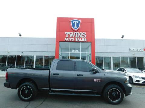 2014 RAM Ram Pickup 1500 for sale at Twins Auto Sales Inc Redford 1 in Redford MI