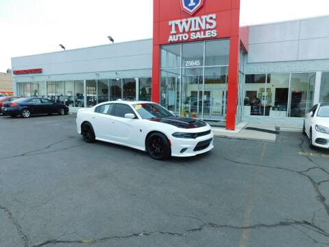 2016 Dodge Charger for sale at Twins Auto Sales Inc Redford 1 in Redford MI