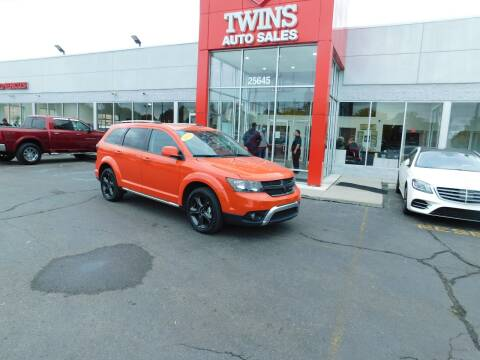 2019 Dodge Journey for sale at Twins Auto Sales Inc Redford 1 in Redford MI