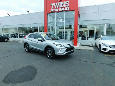 2020 Mitsubishi Eclipse Cross for sale at Twins Auto Sales Inc Redford 1 in Redford MI