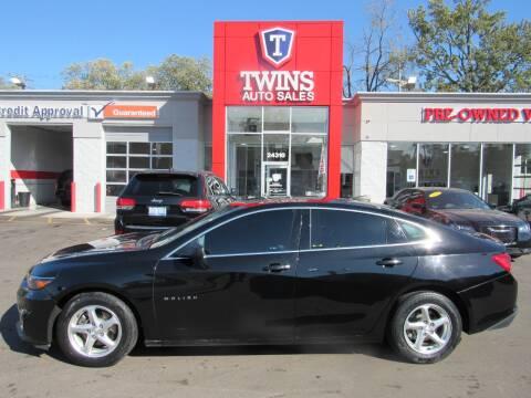 2017 Chevrolet Malibu for sale at Twins Auto Sales Inc - Detroit in Detroit MI