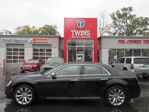 2015 Chrysler 300 for sale at Twins Auto Sales Inc - Detroit in Detroit MI