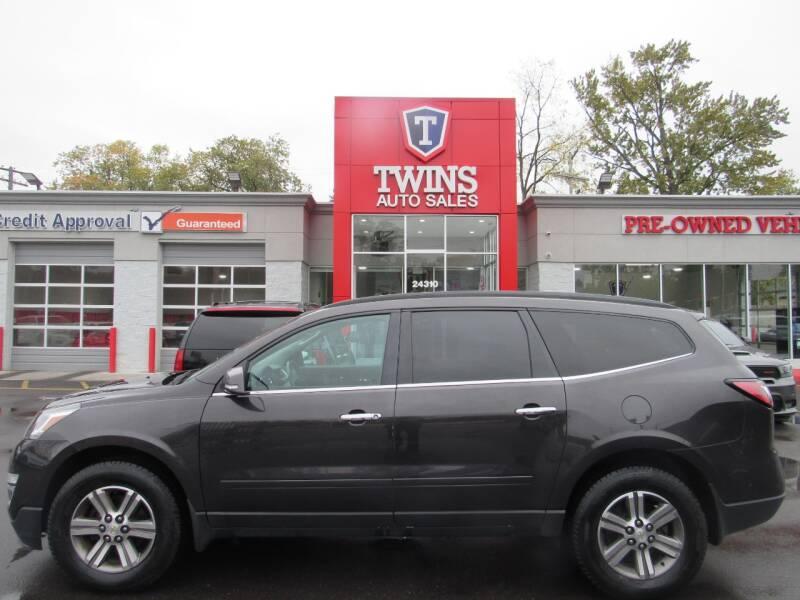 2017 Chevrolet Traverse for sale at Twins Auto Sales Inc - Detroit in Detroit MI