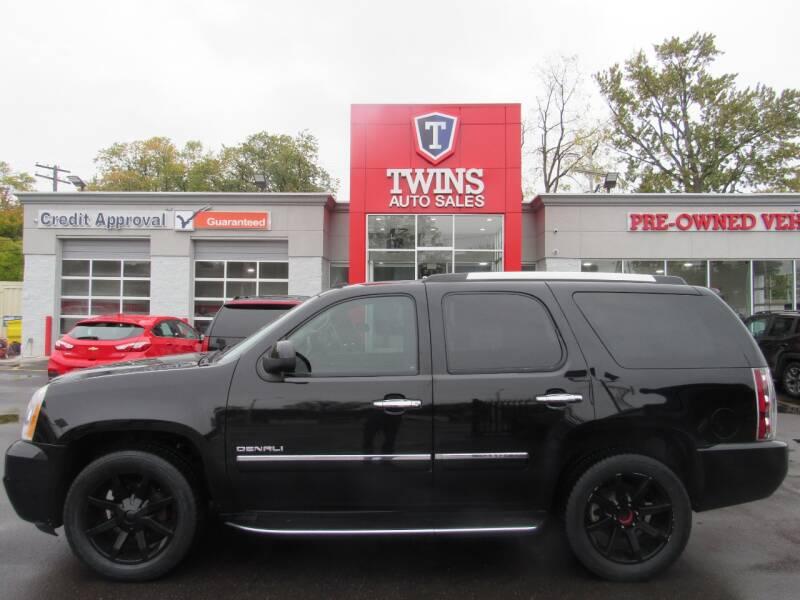 2011 GMC Yukon for sale at Twins Auto Sales Inc - Detroit in Detroit MI