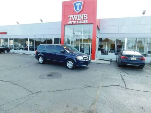 2017 Dodge Grand Caravan for sale at Twins Auto Sales Inc Redford 1 in Redford MI