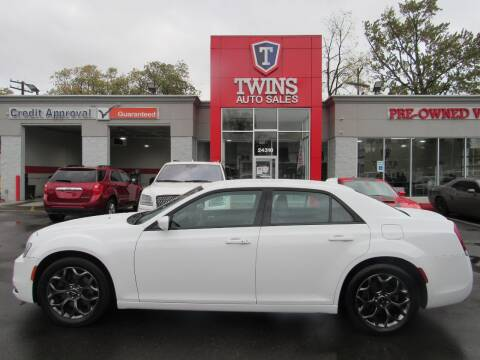 2017 Chrysler 300 for sale at Twins Auto Sales Inc - Detroit in Detroit MI