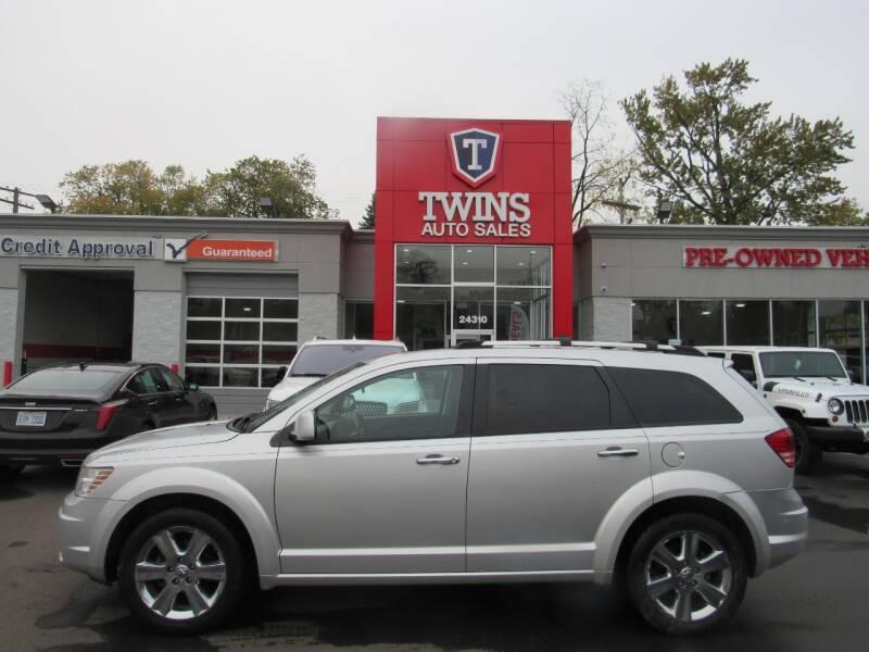 2010 Dodge Journey for sale at Twins Auto Sales Inc - Detroit in Detroit MI