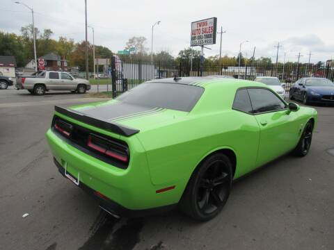 2015 Dodge Challenger for sale at Twins Auto Sales Inc in Detroit MI