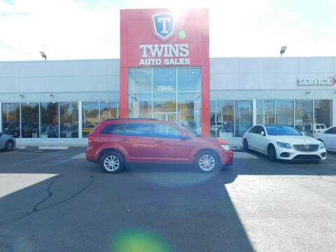 2016 Dodge Journey for sale at Twins Auto Sales Inc Redford 1 in Redford MI