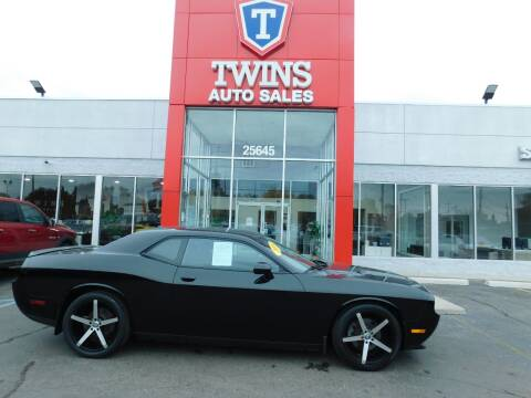 2014 Dodge Challenger for sale at Twins Auto Sales Inc Redford 1 in Redford MI