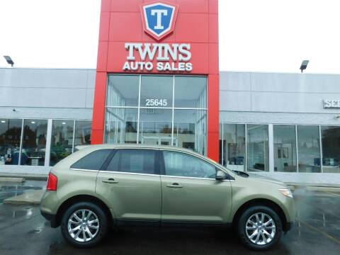 2013 Ford Edge for sale at Twins Auto Sales Inc Redford 1 in Redford MI