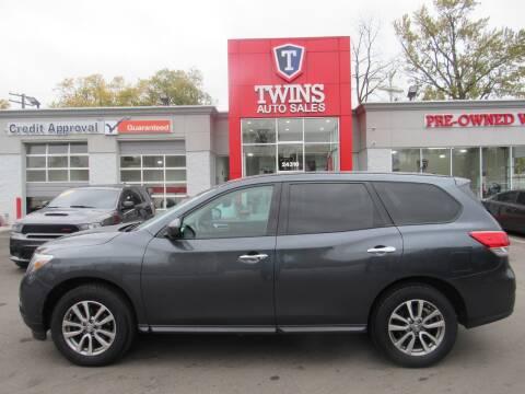2013 Nissan Pathfinder for sale at Twins Auto Sales Inc - Detroit in Detroit MI