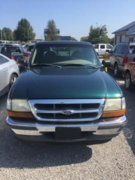 1998 Ford Ranger for sale in Athens, TN