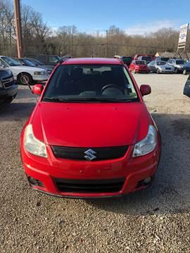 2009 Suzuki SX4 Crossover for sale in Athens, TN
