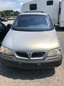 2000 Pontiac Montana for sale in Athens, TN