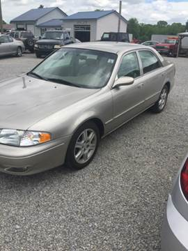 2002 Mazda 626 for sale in Athens, TN