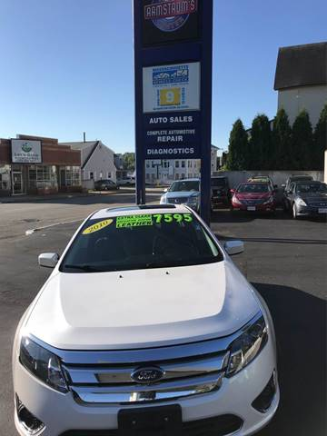 Ford Fusion Hybrid For Sale >> Ford Fusion Hybrid For Sale In Worcester Ma Ramstroms