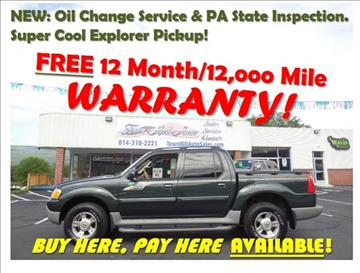 2003 Ford Explorer Sport Trac for sale in Bedford, PA
