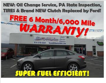 2014 Ford Focus for sale in Bedford, PA