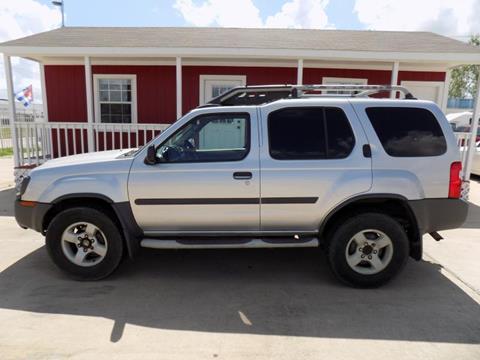 2004 Nissan Xterra for sale in Houston, TX