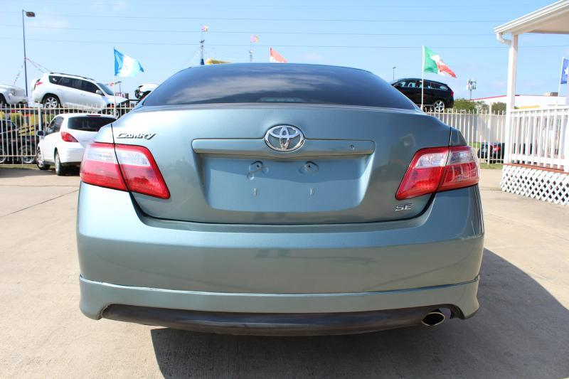 2009 Toyota Camry In Houston Tx: 2009 Toyota Camry 4dr Sedan 5A In Houston TX