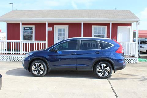 2016 Honda CR-V for sale in Houston, TX