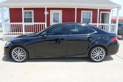 2014 Lexus IS 250 for sale in Houston, TX