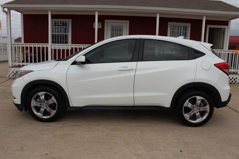 2017 Honda HR-V for sale in Houston, TX